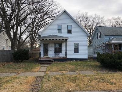 Michigan City Single Family Home For Sale: 324 South Porter