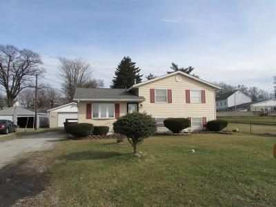 La Porte, Laporte Single Family Home For Sale: 322 Clear Lake Boulevard