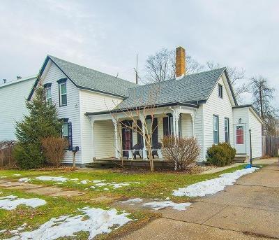 La Porte, Laporte Single Family Home For Sale: 711 Ridge Street
