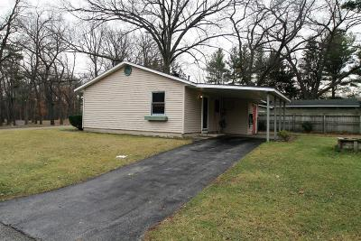 Michigan City Single Family Home For Sale: 928 Liberty Trail