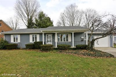 La Porte, Laporte Single Family Home For Sale: 2011 Indiana Avenue