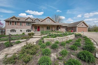 La Porte, Laporte Single Family Home For Sale: 1901 East 900 North