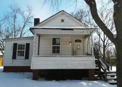 Michigan City Single Family Home For Sale: 1030 Green Street