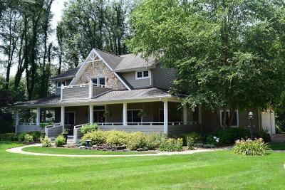 La Porte, Laporte Single Family Home For Sale: 378 N Timber Ridge Road