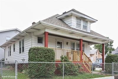 Michigan City Single Family Home For Sale: 301 East 10th Street