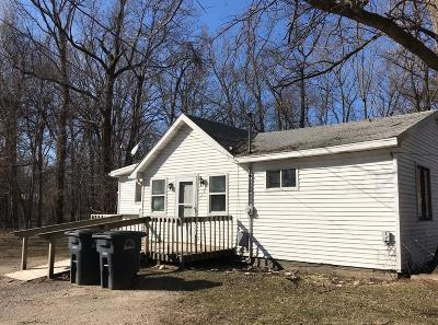 Michigan City Single Family Home For Sale: 310 North Karwick Road