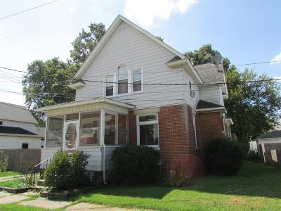 La Porte, Laporte Multi Family Home For Sale: 106 Patton Street