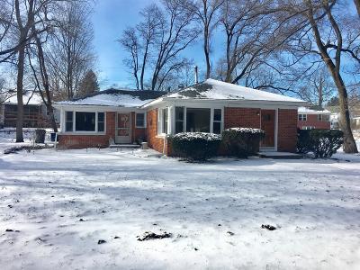 La Porte, Laporte Multi Family Home For Sale: 1506 Rumely Street