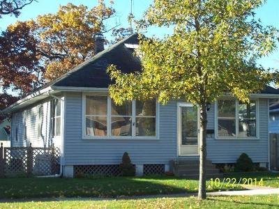 Michigan City Single Family Home For Sale: 605 Tremont Street