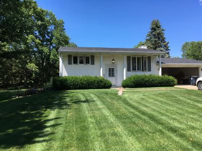 La Porte, Laporte Single Family Home For Sale: 6447 West 450 North