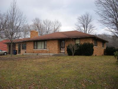Michigan City Single Family Home For Sale: 3146 Cleveland Avenue