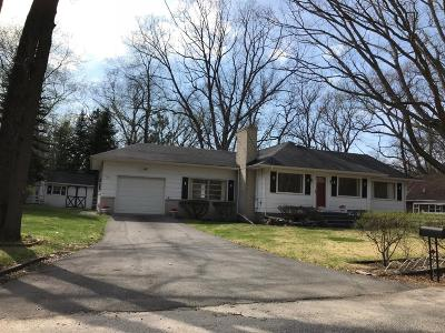 Michigan City Single Family Home For Sale: 108 White Foot Trail