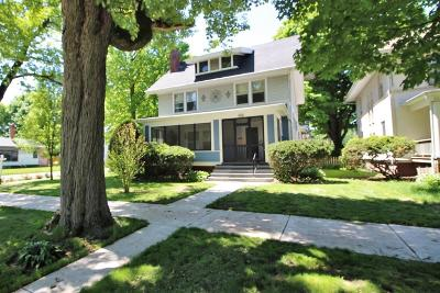 La Porte, Laporte Single Family Home For Sale: 1312 Michigan Avenue