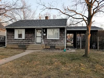 Michigan City Single Family Home For Sale: 405 Madison Street