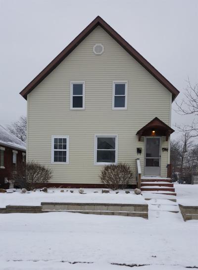 Michigan City Multi Family Home For Sale: 115 W Barker Avenue