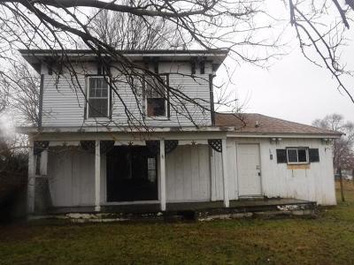 La Porte, Laporte Single Family Home For Sale: 3021 East State Road 4