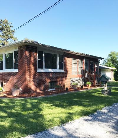 Westville Single Family Home For Sale: 870 N County Line Road
