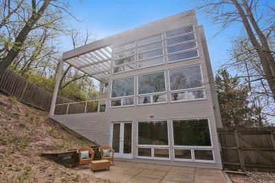 Michigan City Single Family Home For Sale: 111 Rue De Lac W