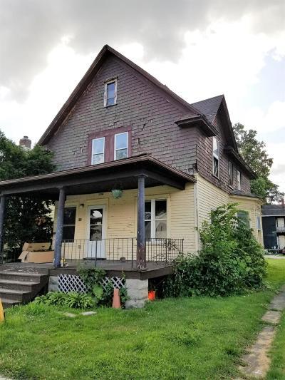 La Porte, Laporte Multi Family Home For Sale: 506 Jefferson Avenue