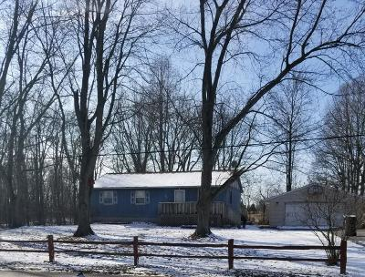 La Porte, Laporte Single Family Home For Sale: 9208 N Wilhelm Road