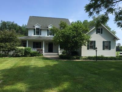 La Porte, Laporte Single Family Home For Sale: 1 S 400 W