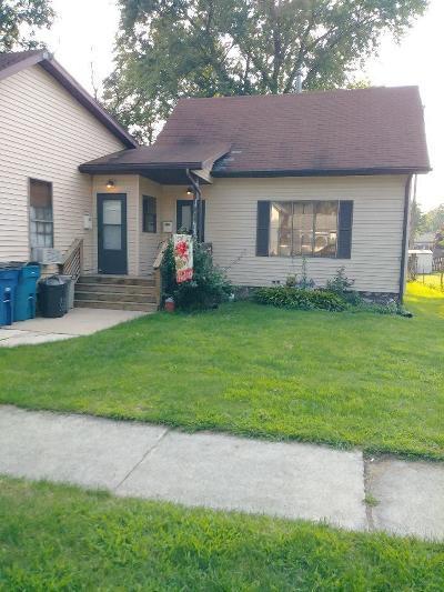 La Porte, Laporte Multi Family Home For Sale: 412 I Street