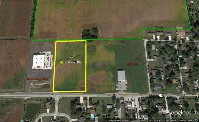Residential Lots & Land For Sale: 6-Acres Sr 114