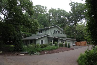 Michigan City Single Family Home For Sale: 3307 Marquette Trail