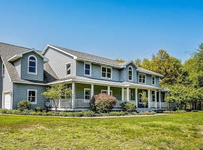 Michigan City Single Family Home For Sale: 45 Bristol Drive