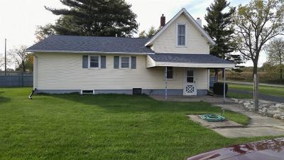 New Carlisle Single Family Home For Sale: 8144 E Chicago Road