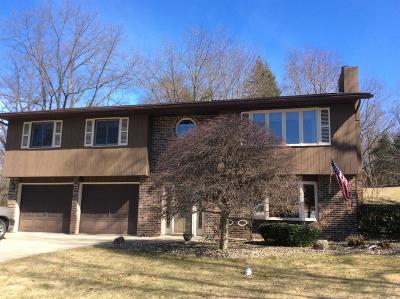 La Porte, Laporte Single Family Home For Sale: 2965 N Strawberry Lane