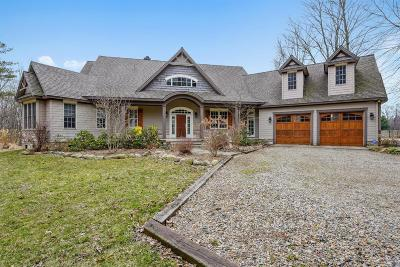 New Carlisle Single Family Home For Sale: 8421 Heron Lake Drive
