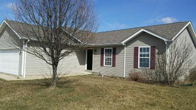 Westville Single Family Home For Sale: 802 Independence Avenue