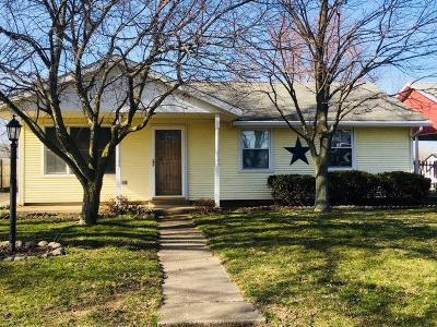 New Carlisle Single Family Home For Sale: 629 W Front Street