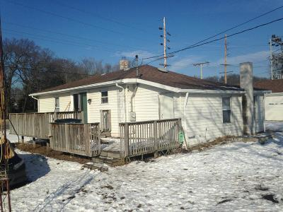 Michigan City Single Family Home For Sale: 3505 E Us Highway 12