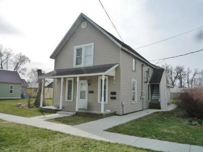 Rensselaer Multi Family Home For Sale: 521 E Washington Street