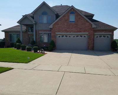Dyer Single Family Home For Sale: 152 Coneflower Drive