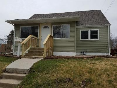 La Porte, Laporte Single Family Home For Sale: 822 E Jefferson Avenue