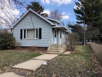 La Porte, Laporte Single Family Home For Sale: 823 Park Street