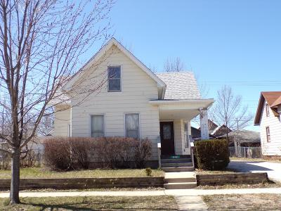 Michigan City Multi Family Home For Sale: 1211 Tennessee Street