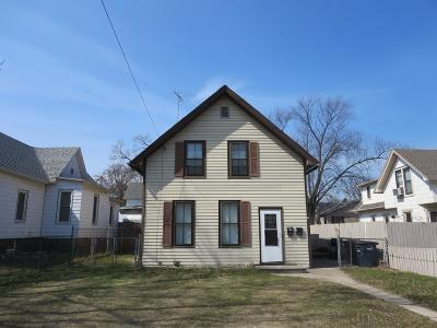 Michigan City Multi Family Home For Sale: 1309 Wabash Street