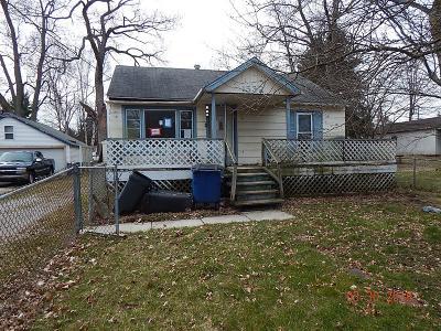 La Porte, Laporte Single Family Home For Sale: 1532 Sallwasser Avenue