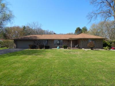 La Porte, Laporte Single Family Home For Sale: 700 Waverly Road