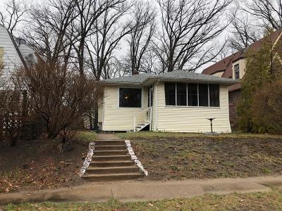 Michigan City Single Family Home For Sale: 508 Walker Street