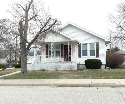 Michigan City Single Family Home For Sale: 1402 Buffalo Street