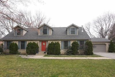 Michigan City Single Family Home For Sale: 110 Woodsview Street