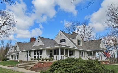 Michigan City Single Family Home For Sale: 1288 N County Line Road
