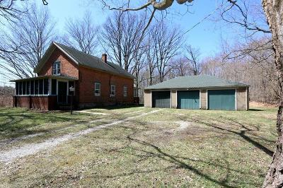 New Carlisle Single Family Home For Sale: 9878 N 850 E