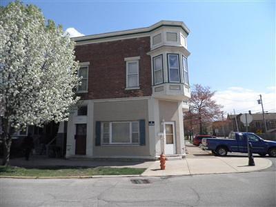 Michigan City Multi Family Home For Sale: 501 E 10th Street