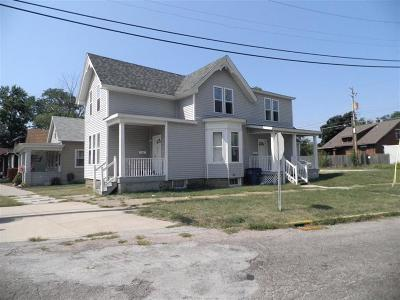 Michigan City Multi Family Home For Sale: 424 10th Street
